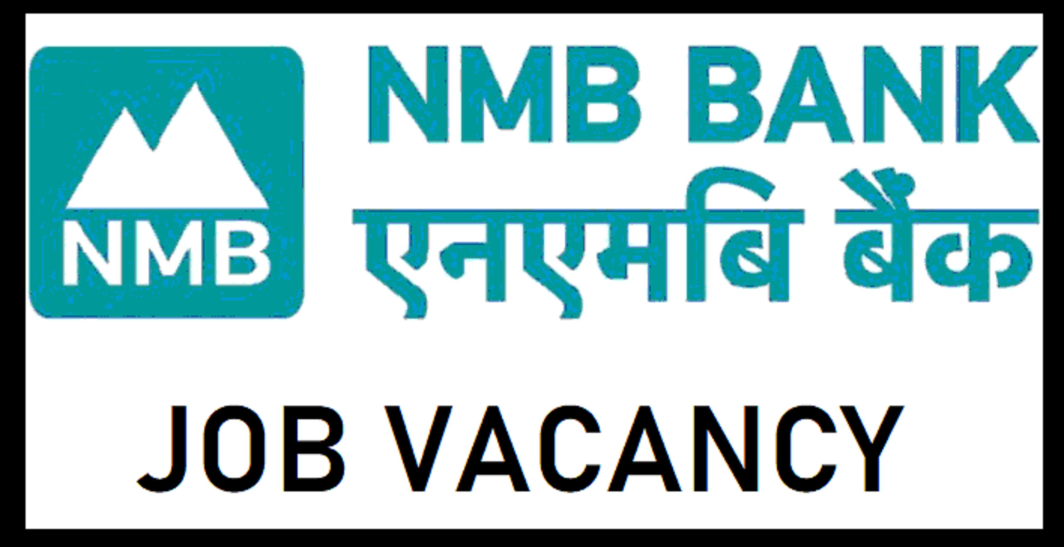 NMB Bank Limited Job Vacancy
